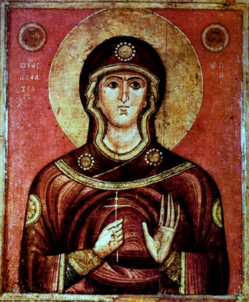 Icon: St Paraskeva-