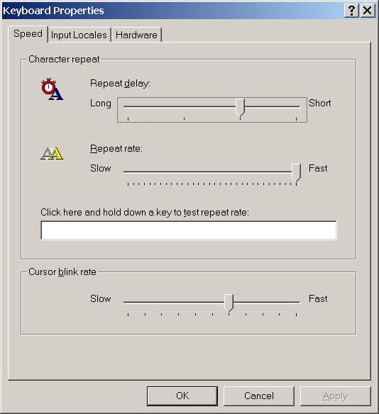 Russian in Windows 2000/XP